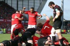 Reaction: Old Munster dogs deliver same, stunning tricks for bonus point win