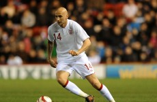 Jonjo Shelvey to train with England seniors
