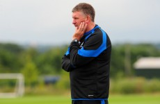 Back at work at Everton, Kevin Sheedy's on the mend