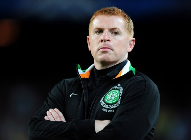 Neil Lennon has defended his side's pragmatic style of play during the week.
