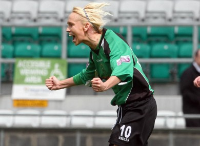Peamount United's Stephanie Roche. File picture.