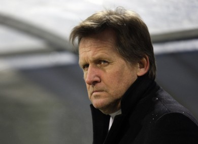Bernd Schuster is an ex-Barcelona player.