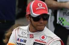 F1: Hamilton fumes after Hulk' crash