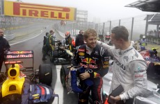 'I cried under my helmet' admits F1 champion Vettel