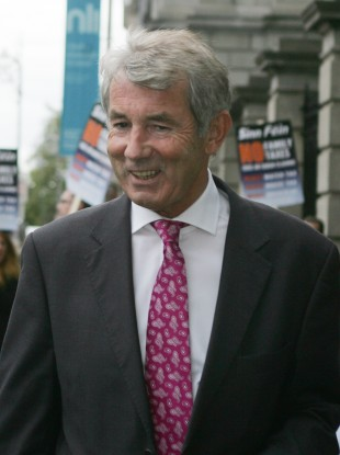 Independent TD Michael Lowry (file photo)