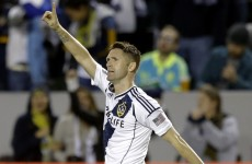 VIDEO: Robbie Keane on the double as Galaxy turn on the style
