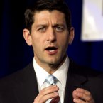 PAUL RYAN: At the start of the year, he was a little-known Republican congressman who chaired the House Budget committee. By the end of the year, he was the Republican Vice-Presidential nominee and tipped as a possible candidate to succeed Barack Obama in 2016. (AP Photo/Steven Senne)