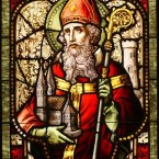 The final insult: St Patrick was not only British, he only came to Ireland because he was forced to. Depending on who you believe, he was either brought over as a slave... or fled to avoid taking up a nasty job, and became a slave trader himself.