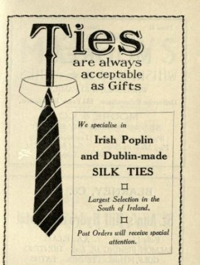 Irish ads of yore that we don't mind at all