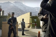 Afghanistan: Bomb blast at US military base