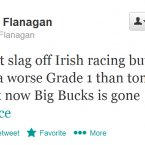 The Irish Daily Star Deputy Sports Editor is particularly knowledgeable when it comes to horse racing.