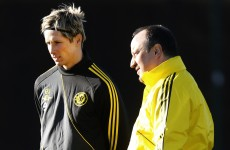 Benitez refuses to take credit for upswing in Torres form