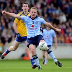 Back in May, Ciaran Kilkenny confirmed his status as the best young star in the game when he fired 0-4 as Dublin lifted the All-Ireland U21 football crown. By November, he had departed to Melbourne to embark on an AFL career with Hawthorn. (INPHO/James Crombie).