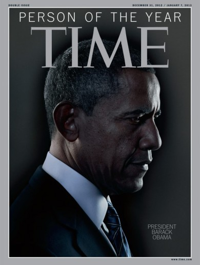 Sorry, Enda: Barack Obama named TIME's Person of the Year