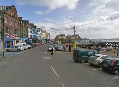 Cobh in Cork (File photo)