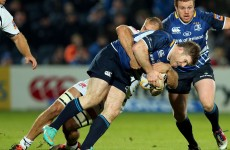 As it happened: Leinster v Zebre, RaboDirect Pro12