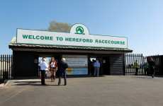 Hereford Racecourse closes after 241 years