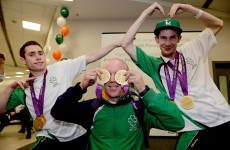 Good news for Irish athletes as London to host 2017 IPC worlds