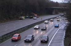 UPDATE: Two children and a woman killed in motorway crash in England