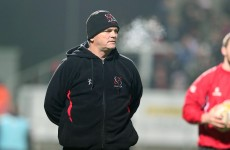 Anscombe backs young Ulstermen after Thomond defeat