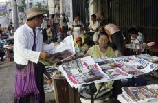 Burma to allow daily private newspapers
