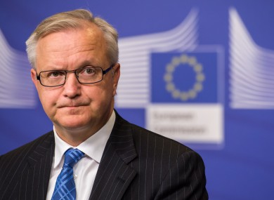 European economics commissioner Olli Rehn: The European Commission has today approved a six-month extension for Ireland's bank guarantee.