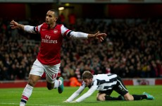 As it happened: Arsenal v Newcastle, Premier League