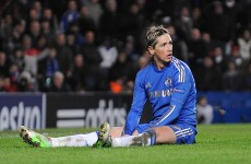Torres double can't prevent an early exit for Chelsea