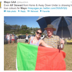 Who knew Alf Stewart was a Mayo fan?