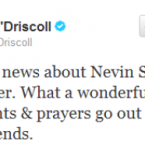 Brian ODriscoll pays tribute to Ulster star Nevin Spence, who lost his life in September. 