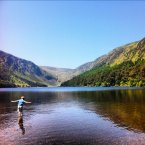 Glendalough by Larry Taylor