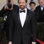 Hugh Jackman. And again, you're welcome. (Photo by Chris Pizzello/Invision/AP)