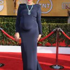 Cute pregnant lady alert. Hi Busy Phillips.