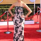 Rocsi Diaz arriving at the 19th Annual SAG Awards held at the Shrine Auditorium, Los Angeles.