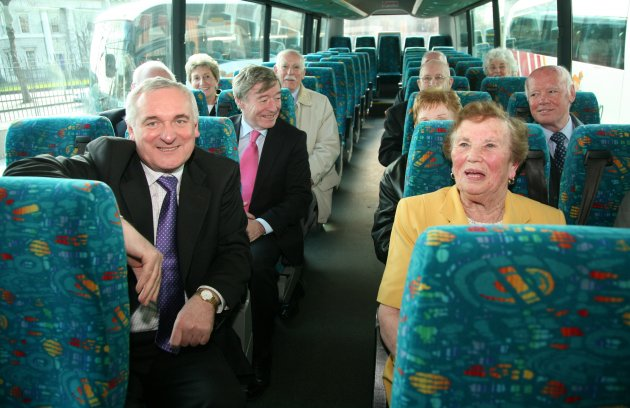 2/4/2007. All-Ireland free travel schemes