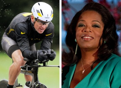 Armstrong plans to admit to doping throughout his career during an upcoming interview with Oprah Winfrey, USA Today reported late Friday.