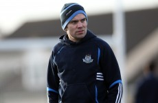 Bernard Dunne joins Dublin's backroom team