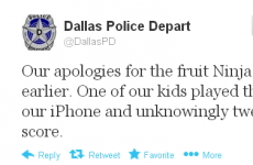 Official Police Tweet of the Day