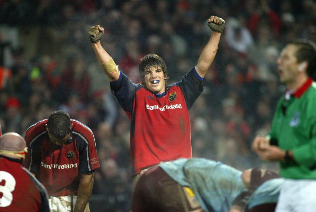Donncha O'Callaghan 31/1/2004