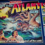 Atlantis is sinking, and you must do everything in your power to make it to another island alive. MY NERVES!