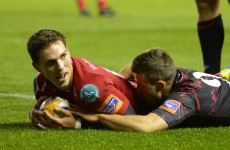 George North back on track for 6 Nations