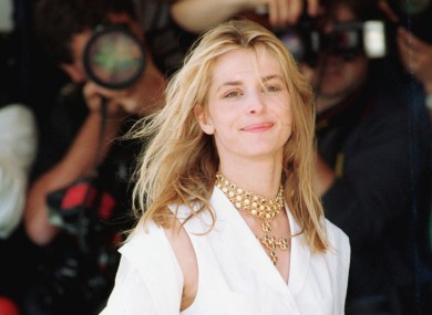 Nastassja Kinski poses at the 46th International Cannes Film Festival in Cannes, France