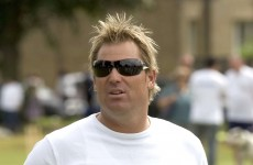 Warne banned, fined after ugly T20 bust-up