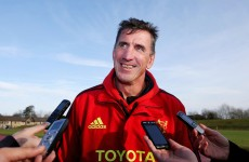 'It is critical that Paul O'Connell can lead a normal life' – Rob Penney