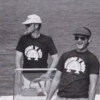 Bill Murray with Hunter S Thompson.