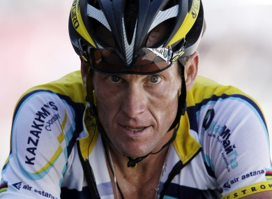 Lance Armstrong: tried to buy off USADA, according to Tygart.