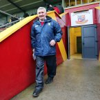 New Clare manager Mick O'Dwyer at Hennessy Park. Credit: INPHO/Lorraine O'Sullivan