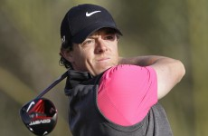 'It's not about the clubs' — Blame me not the new Nike gear, says McIlroy