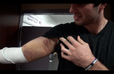 Snapshot: This is why Vikings QB Christian Ponder didn't play on Saturday night