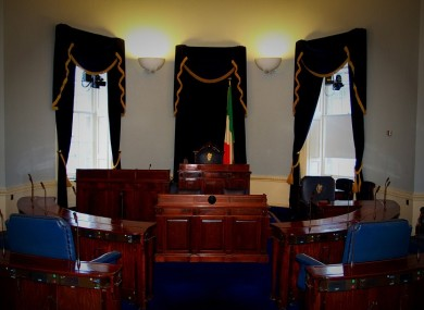 The Seanad chamber might be idle more often if a referendum is held on abolishing the Seanad later this year.